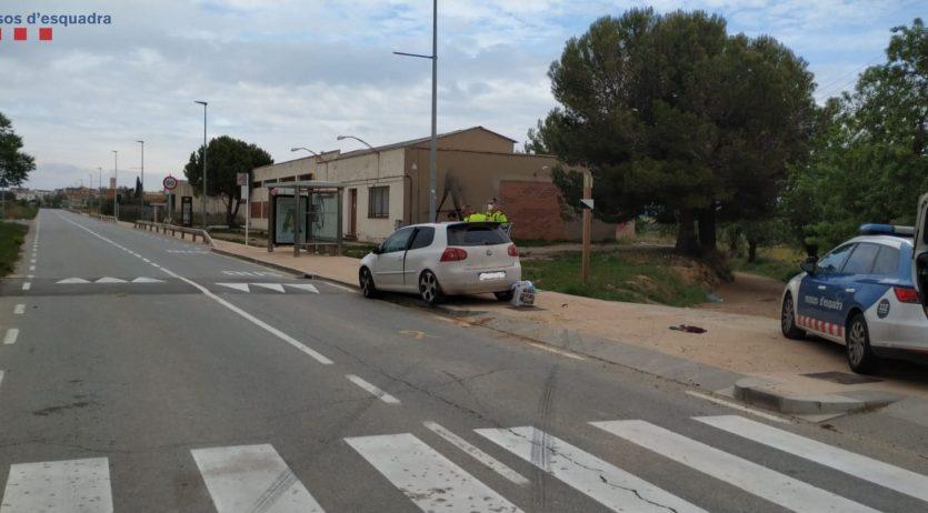 Els Mossos detenen dos homes per conducció temerària i temptativa de robatori a l'Alt Penedès