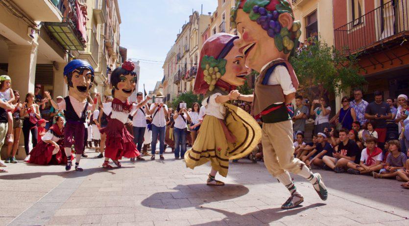 Els Capgrossos de Vilafranca proposen fer un calendari participatiu