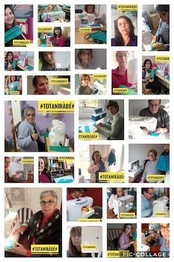 La xarxa d'ajuda veïnal de la Capital del Cava ja compta amb 32 voluntàries