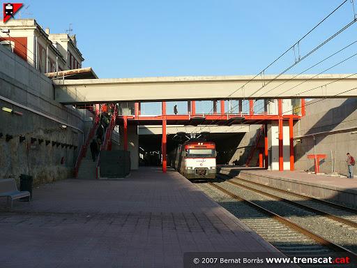 A presó l'autor d'un robatori violent a una dona en un tren a Gelida