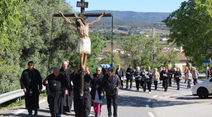Anul·lada la Festa de la Santa Creu de Sant Martí Sarroca