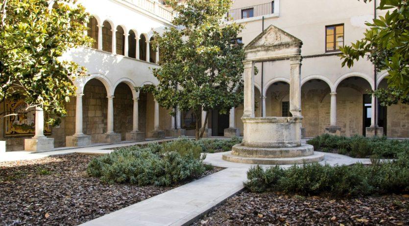 El claustre de Sant Francesc reobre al públic a partir de dimarts 2 de juny