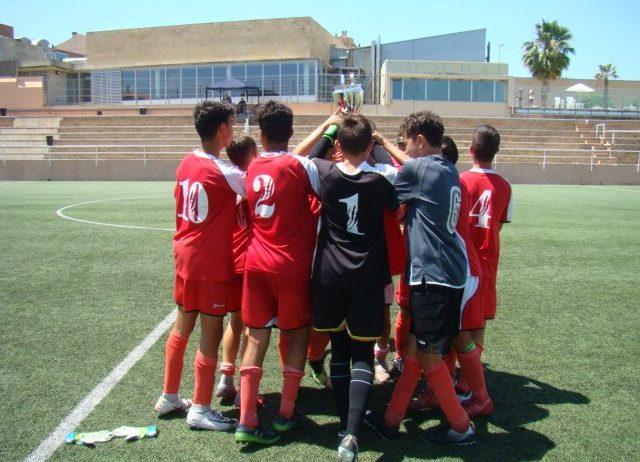 El campionat infantil de futbol s'ajorna fins l'any vinent