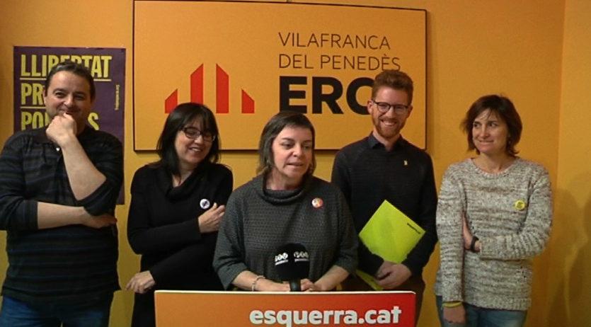 ERC satisfeta per l'aprovació del Pla de xoc social