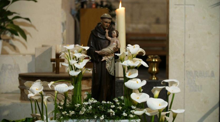 Penedès TV ofereix la missa en honor a Sant Antoni de les Malalties des de Sant Quintí
