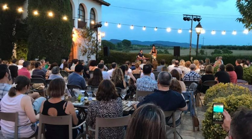 Al juliol se celebrarà la segona edició del Festival Instants al Celler Carol Vallès
