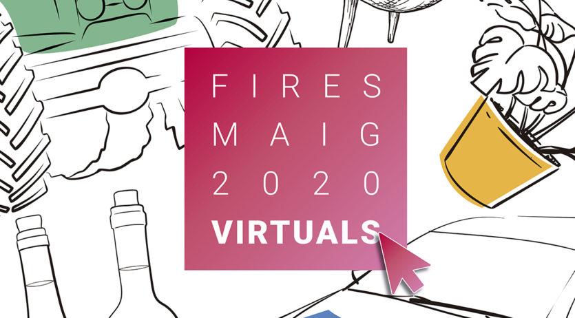 Vilafranca celebrarà unes Fires de  Maig virtuals