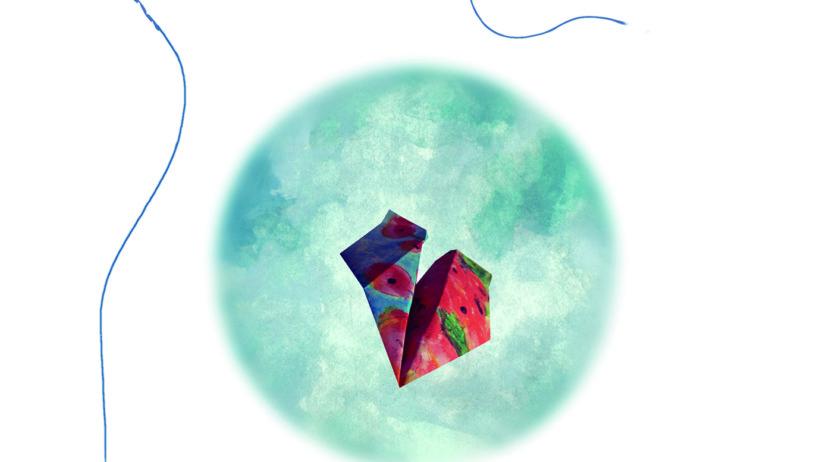 Ja és a les llibreries Retall de cel, el primer conte infantil d'Agnès Esquirol