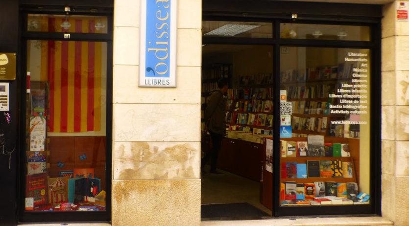 L'Odissea començarà l'entrega de llibres de Sant Jordi