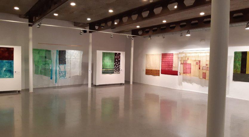 """Aquest divendres tast de vins en el marc de l'exposició """"Tast Tèxtil"""" a la Sala dels Trinitaris"""