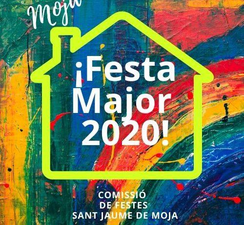 La Comissió de Festes ha preparat una Festa Major de Moja sense actes presencials