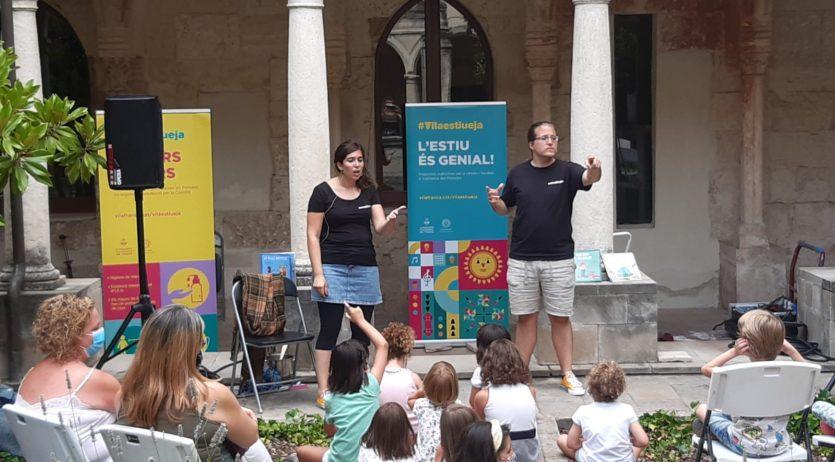 S'amplien aforaments de les activitats del Vilaestieuja davant la bona resposta del públic