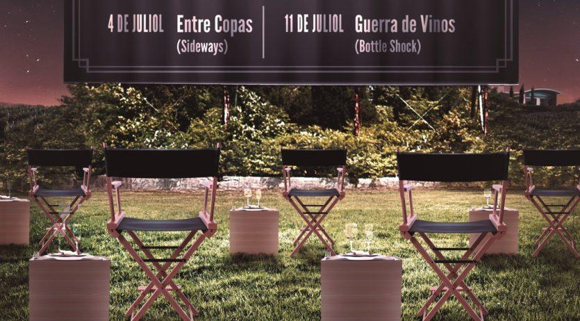 Jean Leon presenta 'Nits de Pel·lícula entre Vinyes', sessions de cinema, gastronomia i vi