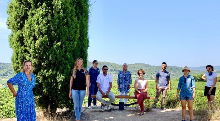 La Ruta del Vi proposa fer un dia de pícnic als cellers per celebrar la verema