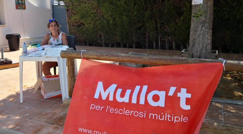 Sant Martí Sarroca recull més de 400 euros en la campanya 'Mulla't per l'esclerosi múltiple'