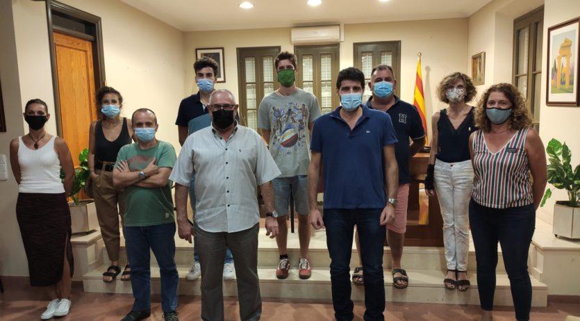 S'inicia una recollida de signatures contra l'incivisme i la inseguretat a la Granada