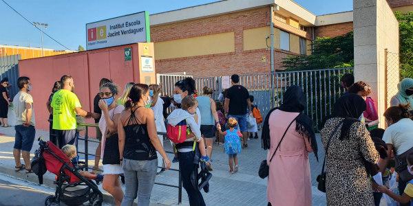 Normalitat als centres escolars de Sant Sadurní tot i les mesures per fer front a la COVID19