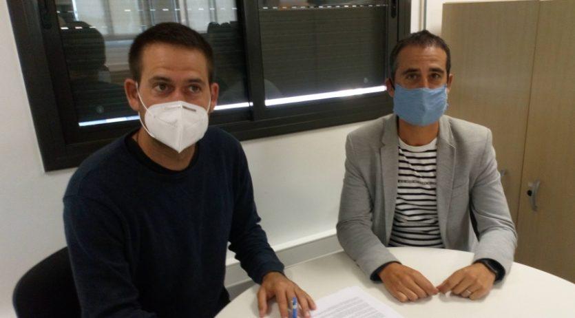L'Ajuntament d'Olèrdola signa un conveni de col·laboració amb 'Comerç del Foix'