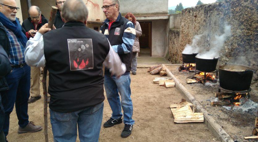 El Centre Cultural acull la presentació de la recerca de la Festa de Santa Llúcia de Gelida