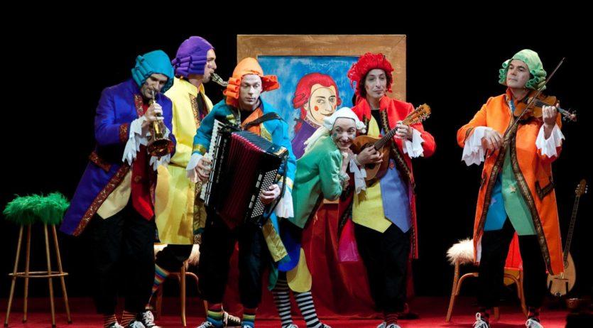 Diumenge els més petits podran gaudir de Ma, me, mi…Mozart! a l'Auditori de Vilafranca