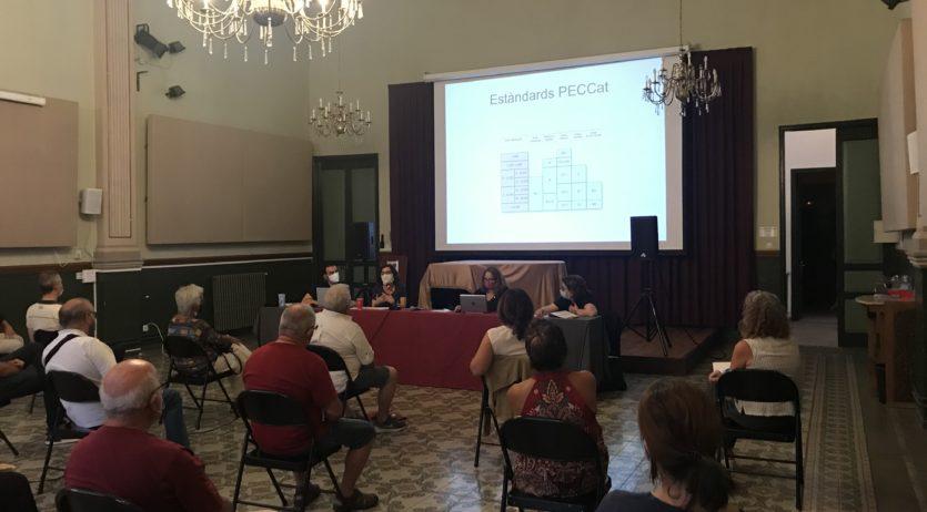La Diputació ha presentat el Pla d'Equipaments Culturals encarregat per l'Ajuntament de Gelida