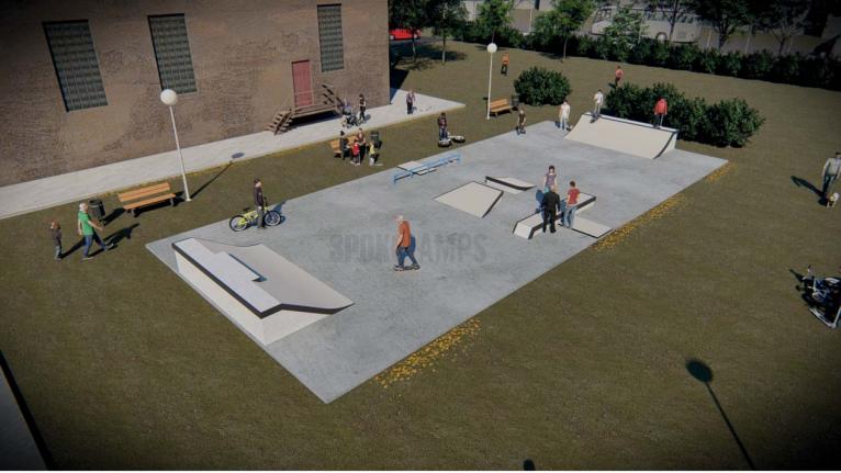 La Granada tindrà un nou skate park