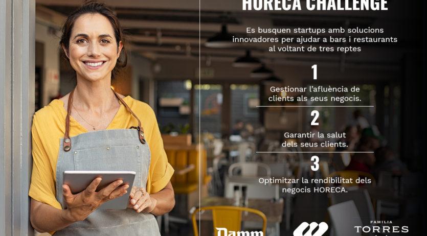 Família Torres, Mediapro i Damm, busquen startups per impulsar el negoci de bars i restaurants