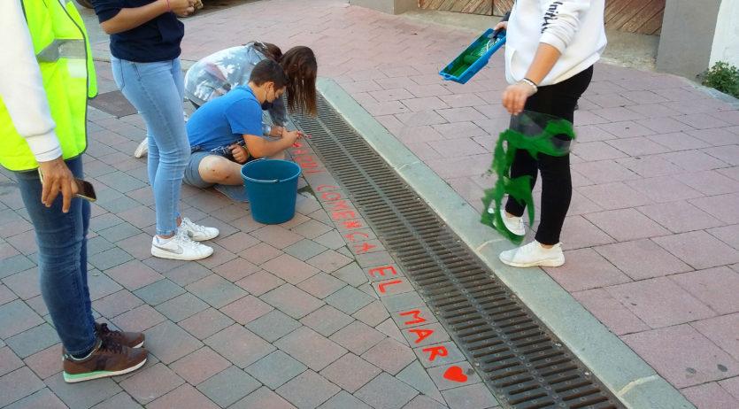 Les escoles de Sant Sadurní se sumen a la campanya de Greenpeace per reduir residus al mar