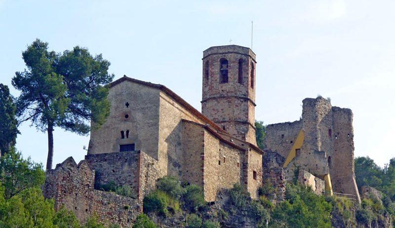 L'Ajuntament de Gelida ja és definitivament propietari de l'església i el cementiri del castell