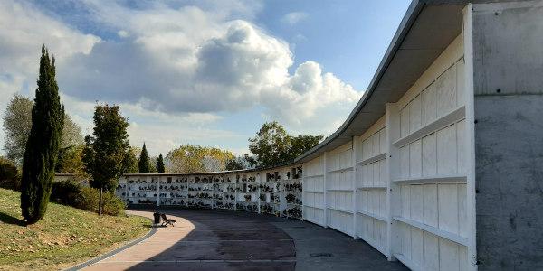 S'adjudicaran per sorteig 30 nínxols de nova construcció al Cementiri Municipal de Sant Sadurní