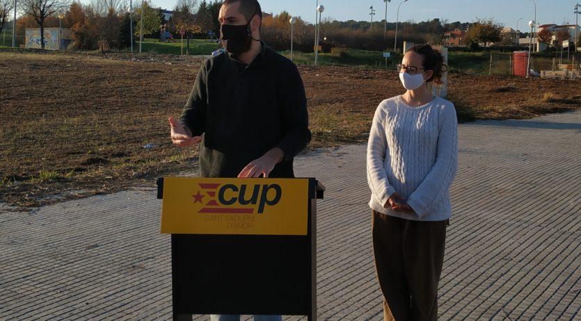 La CUP de Sant Sadurní reclama un compromís dels partits perquè l'habitatge sigui una prioritat