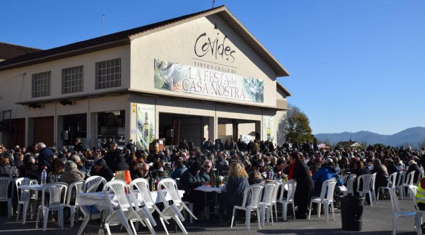 Covides dedica el pressupost per a l'organització de la Trobada Anual de Socis a La Marató