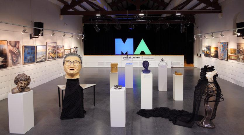 Inaugurada la 37a edició de la Mostra Artística Sant Raimon de Penyafort dels Monjos