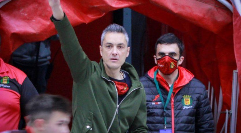 Ferran López deixarà de ser entrenador del Noia Freixenet a final de temporada