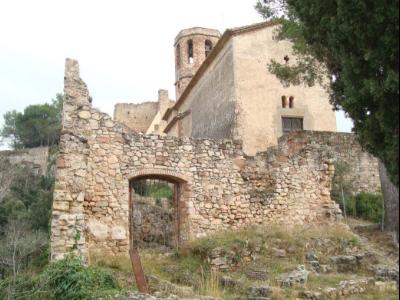 Comença la tercera fase de restauració del Castell de Gelida