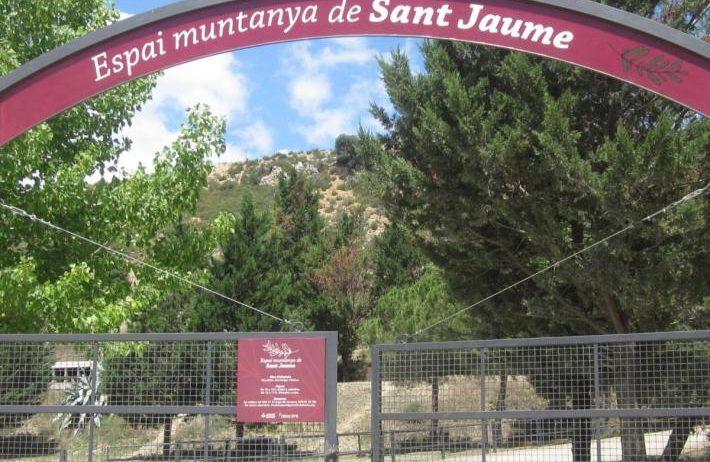 Reobre el servei de bar l'Espai muntanya de Sant Jaume