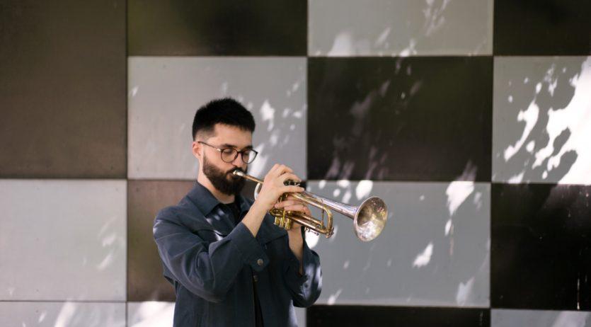 El trompetista Oriol Vallès presenta el seu darrer disc al Vinseum