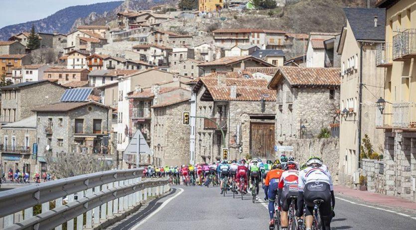 La Volta creuarà el Penedès el cap de setmana, però finalment no passarà per Vilafranca
