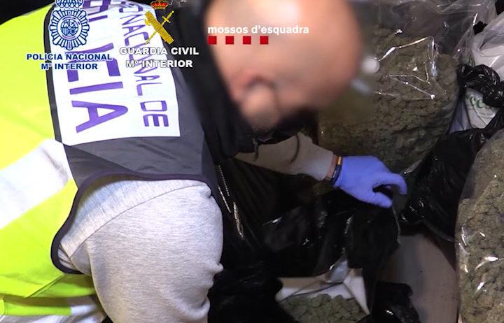 La policia dóna detalls de l'operatiu policial del passat 15 d'abril al Penedès