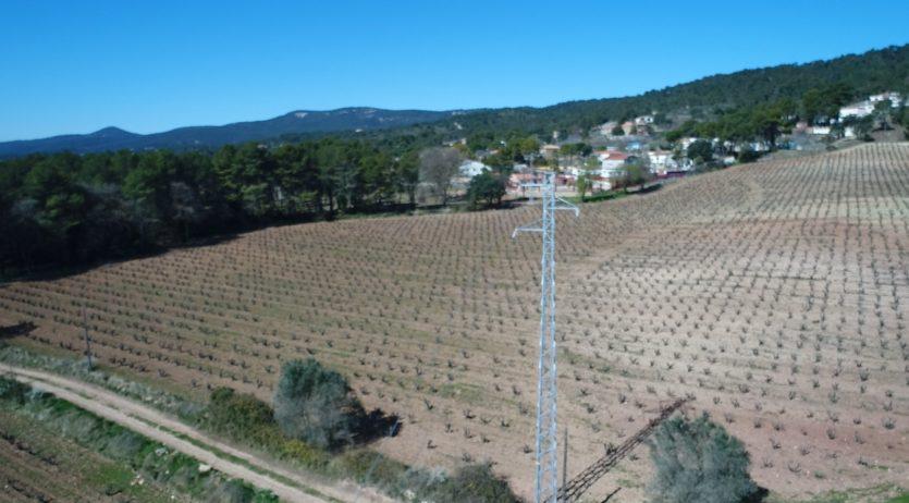 Endesa inverteix 170.000 euros per reforçar el servei entre l'Alt Camp, el Penedès i l'Anoia