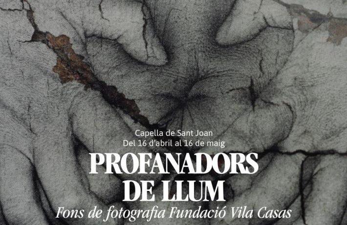 Ajuntament i Fundació Vila Casas porten 'Profanadors de llum' a la capella de Sant Joan