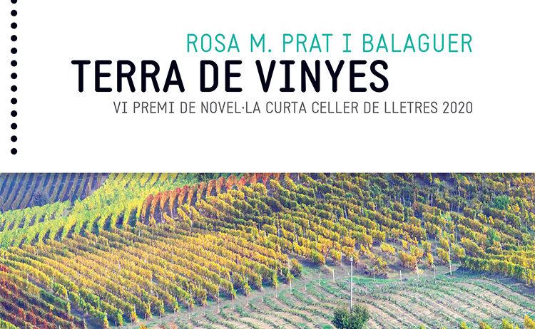 Rosa Maria Prat presenta 'Terra de vinyes' a Sant Sadurní