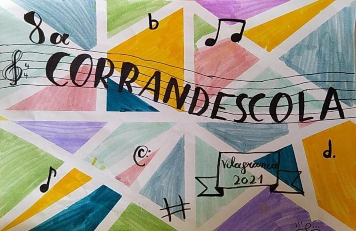 Dimecres se celebra una edició virtual de la 8a Corrandescola a Vilafranca