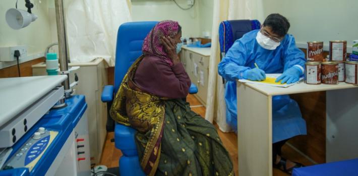 L'Ajuntament de Vilafranca aporta 3.000€ per a l'enviament de material sanitari a l'Índia