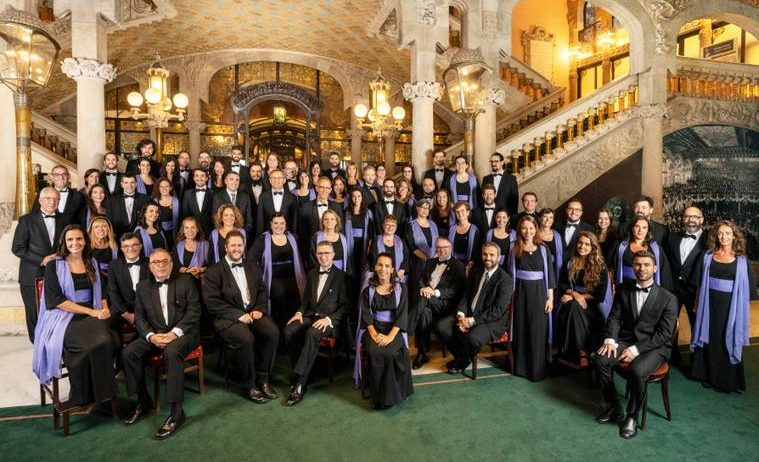 Un concert de l'Orfeó Català clou l'any del Centenari de la unió de Torrelavit