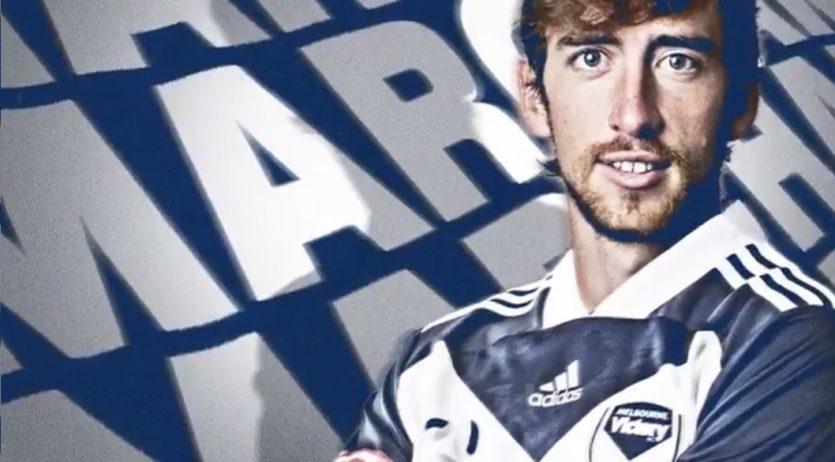 El vilafranquí Rai Marchan, nou futbolista del Melbourne Victory