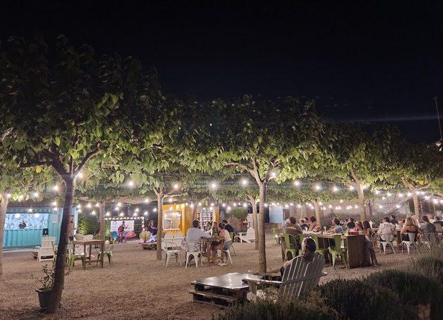 El pop-up gastronòmic i cultural La Manela, d'Art Cava, comença temporada