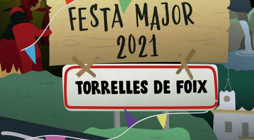 Torrelles de Foix celebrarà la seva Festa Major del 20 al 25 d'agost