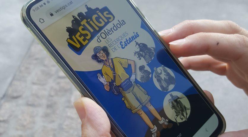 S'activa joc online per descobrir el patrimoni d'Olèrdola