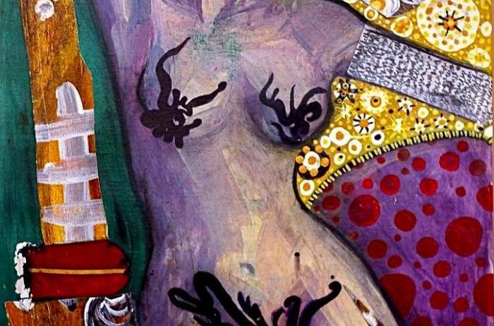 La Sala dels Trinitaris acull 'Dones de tots colors i transicions' de l'artista Thaïs Miguel